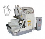 Direct Drive Glove Overlock Sewing Machine